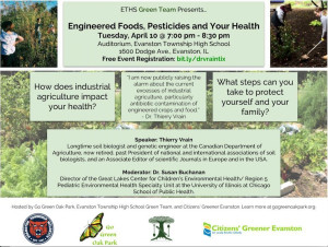 Engineered Foods, Pesticides and Your Health